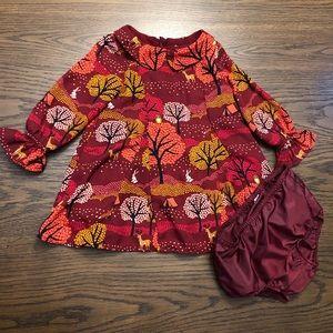 Girls dress w/ bloomers